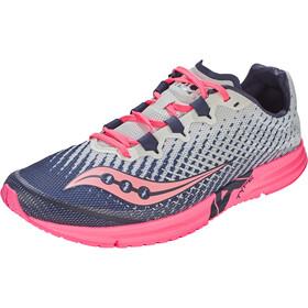 saucony Type A9 Zapatillas Mujer, blanco/rosa